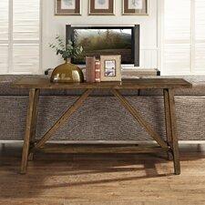 Altra Bennington Console Table in Rustic
