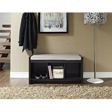 Storage Bench with Cushion