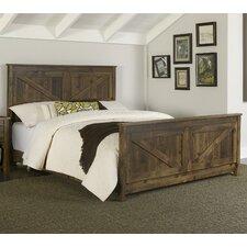 Farmington Queen Panel Bed