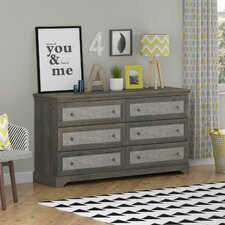 Stone River 6 Drawer Dresser