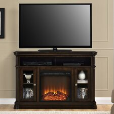 Brooklyn TV Stand with Electric Fireplace