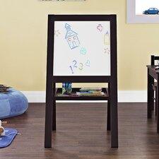 Kids Free Standing Reversible Chalkboard