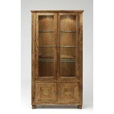 Mustique Solid Mango Display Cabinet