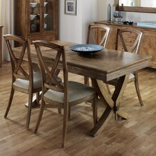 Mustique Dining Table and 4 Chairs