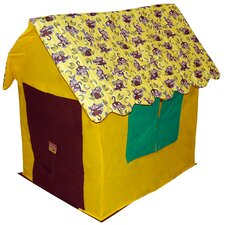 Going Bananas Monkey Cottage Play Tent