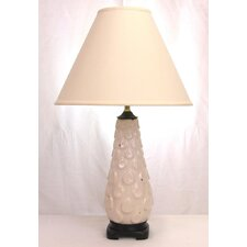 """Contempo 28"""" H Table Lamp with Empire Shade"""