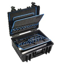 Jet 6000 Outdoor Tool Case with Pocket Tool Boards