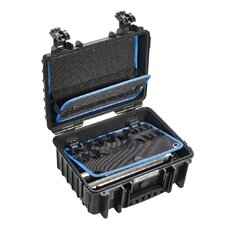 Jet 3000 Outdoor Tool Case with Loop Tool Board