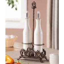 Classic Oil and Vinegar Bottle Set