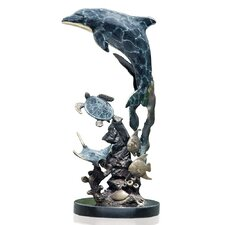 Dolphin and Friends Figurine