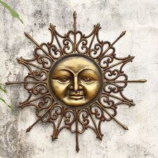 Radiant Sun Wall Decor