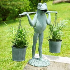 Novelty Statue Planter