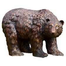 Garden Bear Statue