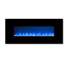 Ambiance Custom Linear Delux 2 Electric Fireplace