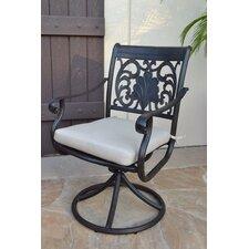 Sasha Swivel Rocking Chair (Set of 4)