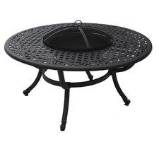 Sasha Wood Burning Fire Pit Table