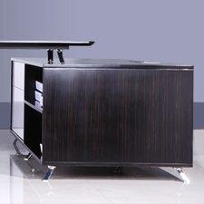 Veneer Series 2-Drawer Fixed Cabinet
