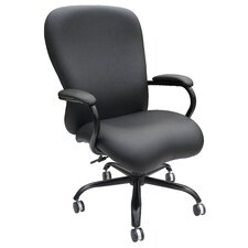 Big Man's High-Back Executive Chair