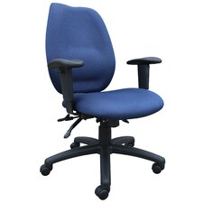 Ergonomic High-Back Multi-Tilt Task Chair