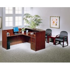 L-Shape Reception Desk