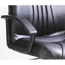 Modern High-Back Leather Executive Chair