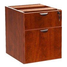 "Case Goods 19"" H x 16"" W Desk Pedestal"
