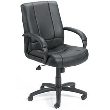 Mid-Back Caressoft Conference Chair