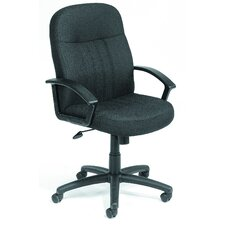 Mid-Back Fabric Conference Chair