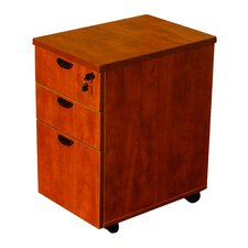 3 Drawer Mobile Pedestal Box