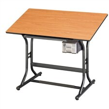 CraftMaster Wood Drafting Table