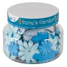 Irene's Garden O Blooms Flower Jar (Set of 60)