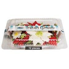 Irene's Garden O Poinsettias Flower Box (Set of 24)