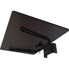 Tempered Glass Shelf for Crimson Carts or Stands