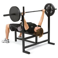 Flat Olympic Bench Press