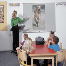 Projection Plus - Magnetic Wall Mounted Interactive Whiteboard