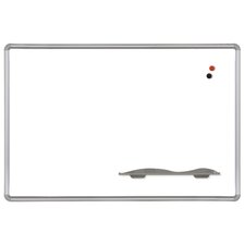 Presidential Trim Magnetic Wall Mounted Whiteboard