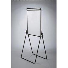 Portable Folding Mega Dry-Erase Easel Magnetic Free Standing Whiteboard