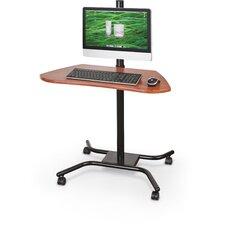 Wow Flexi-Desk Mobile AV Cart