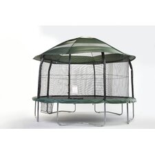 Protective Mesh Weather Cover for 15' Trampoline
