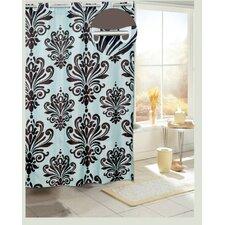 EZ On Beacon Hill Shower Curtain