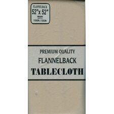 Vinyl Flannel Backed Tablecloth (Set of 2)