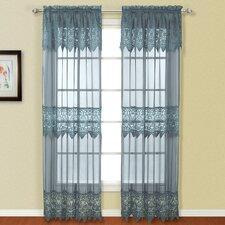 Valerie Rod Pocket Single Curtain Panel