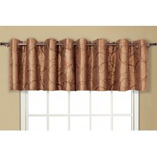 """Sinclair 54"""" Curtain Valance"""