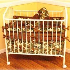 Camo Porta 4 Piece Crib Bedding Set