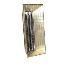 46,076 BTU Portable Electric Infrared Tower Heater