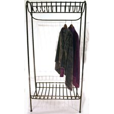 Metro Storage Clothes Rack