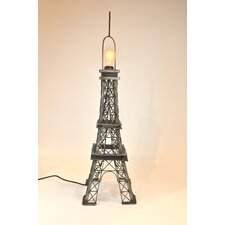 "Industrial Evolution Tour D'Eiffel 35"" H Table Lamp"