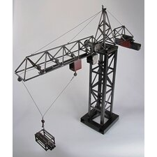 Industrial Evolution Model Construction Crane