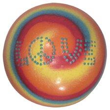 Girly Chic Tie Dye LOVE Bubble 3D Wall Décor