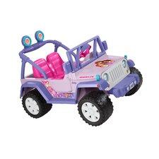 Nickelodeon™ Dora and Friends™ Wrangler  12V Battery Powered Jeep